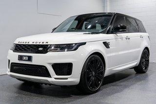 2019 Land Rover Range Rover Sport V8 SC A/B Dynamic(386kW) Wagon.