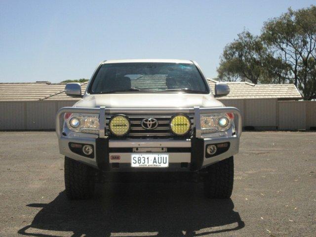 Used Toyota Landcruiser VX (4x4), Enfield, 2012 Toyota Landcruiser VX (4x4) Wagon