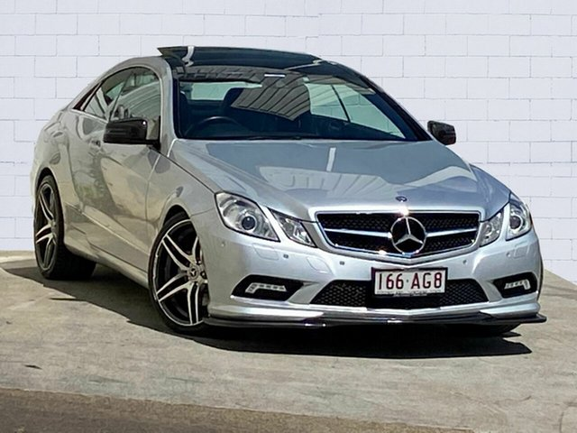 Used Mercedes-Benz E350 Avantgarde, Moorooka, 2010 Mercedes-Benz E350 Avantgarde Coupe