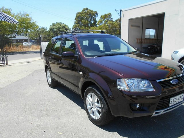 Used Ford Territory TS (4x4), Woodville, 2009 Ford Territory TS (4x4) Wagon
