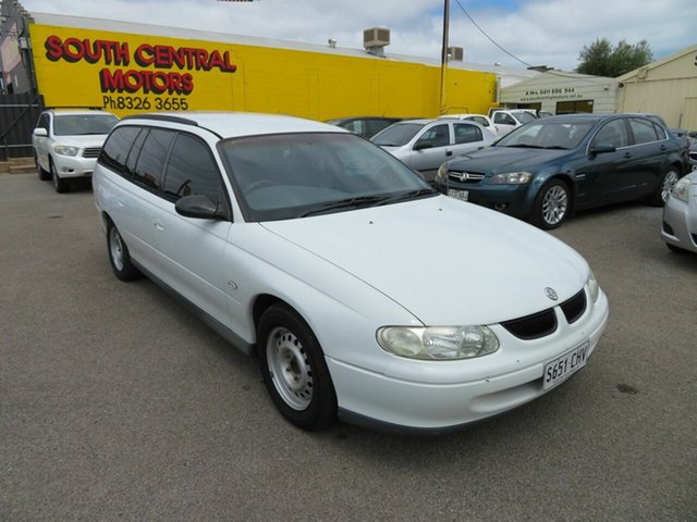 Used Holden Commodore Acclaim, Morphett Vale, 1997 Holden Commodore Acclaim Wagon