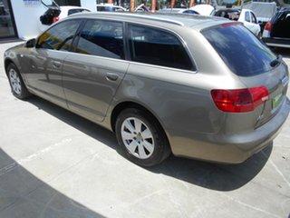 2005 Audi A6 Avant Multitronic Wagon.
