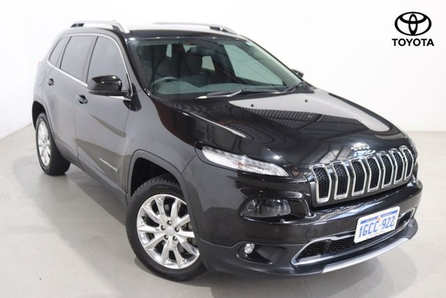 Used Jeep Cherokee Limited, Northbridge, 2014 Jeep Cherokee Limited Wagon