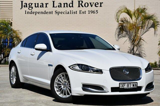 Used Jaguar XF Luxury, Welshpool, 2012 Jaguar XF Luxury Sedan