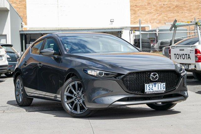 Demonstrator, Demo, Near New Mazda 3 G20 Evolve, Mulgrave, 2020 Mazda 3 G20 Evolve BP Hatchback