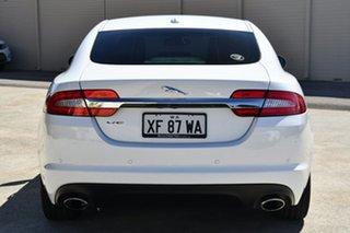 2012 Jaguar XF Luxury Sedan.