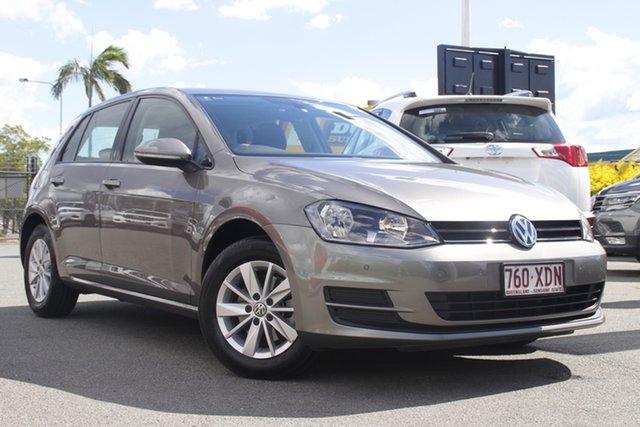 Used Volkswagen Golf 92TSI Trendline, Rocklea, 2017 Volkswagen Golf 92TSI Trendline Hatchback