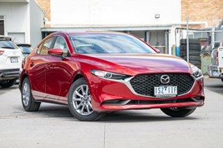 Demonstrator, Demo, Near New Mazda 3 G20 Pure, Mulgrave, 2020 Mazda 3 G20 Pure BP Sedan