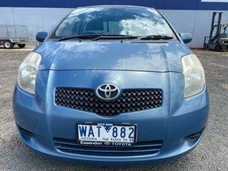 2006 Toyota Yaris YR Hatchback.