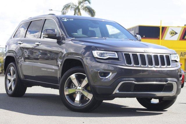 Used Jeep Grand Cherokee Limited, Rocklea, 2015 Jeep Grand Cherokee Limited Wagon