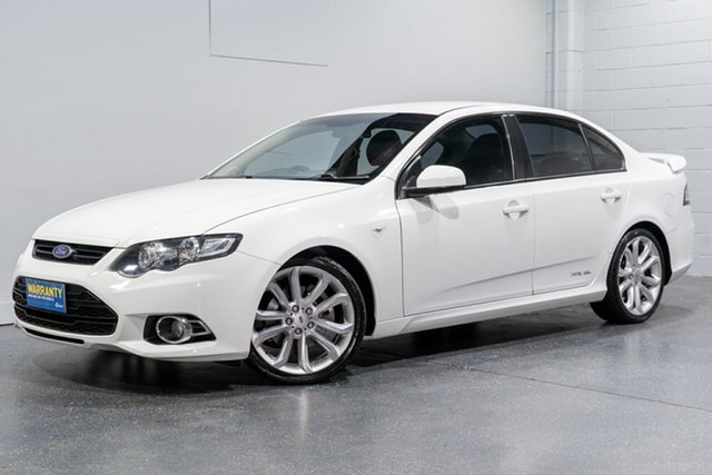 Used Ford Falcon XR6T, Slacks Creek, 2012 Ford Falcon XR6T Sedan