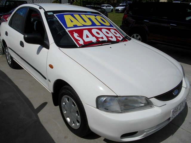 Used Ford Laser LXI, Springwood, 1998 Ford Laser LXI Sedan