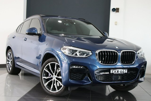Used BMW X4 xDrive30i Coupe Steptronic M Sport, Narellan, 2019 BMW X4 xDrive30i Coupe Steptronic M Sport Wagon