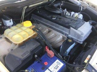 2005 Ford Territory TS (RWD) Wagon.