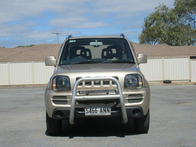 Used Suzuki Jimny JLX (4x4), Enfield, 2008 Suzuki Jimny JLX (4x4) Wagon