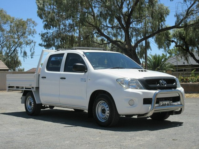 Used Toyota Hilux SR, Enfield, 2009 Toyota Hilux SR Dual Cab Pick-up