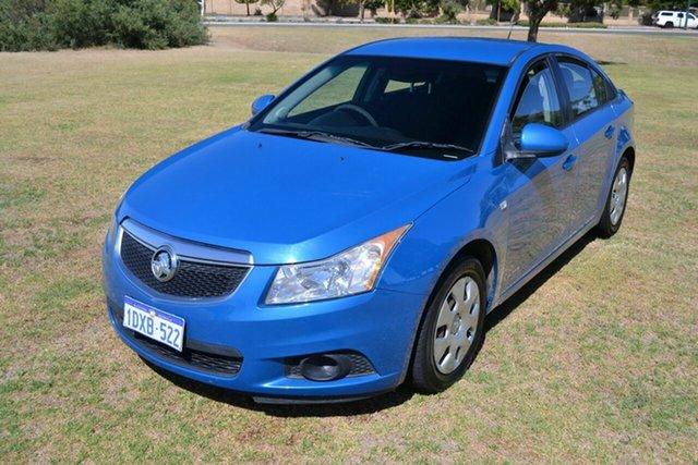 Used Holden Cruze CD, Rockingham, 2012 Holden Cruze CD Sedan