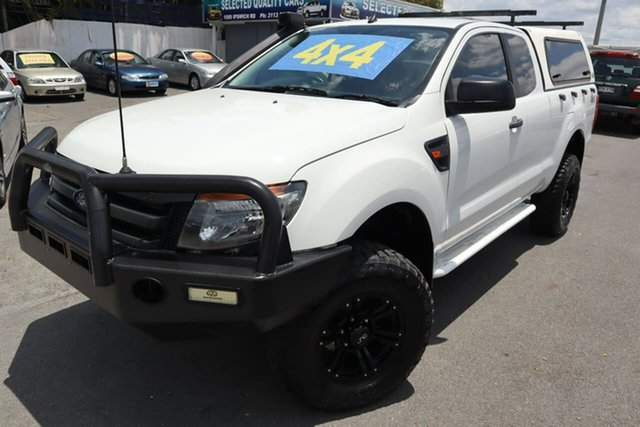 Used Ford Ranger XL, Moorooka, 2013 Ford Ranger XL Cab Chassis