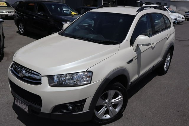 Used Holden Captiva 7 AWD CX, Moorooka, 2012 Holden Captiva 7 AWD CX Wagon