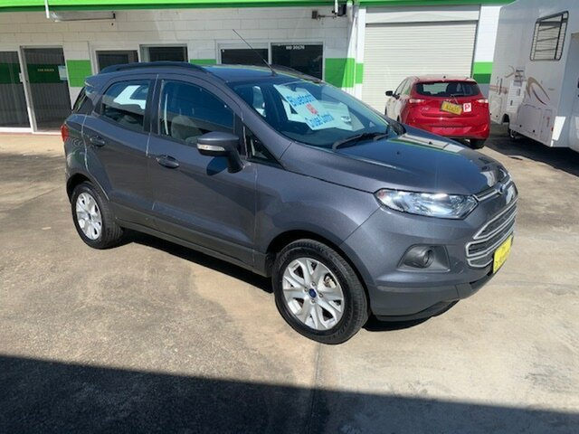 Used Ford Ecosport Trend, Casino, 2015 Ford Ecosport Trend Wagon