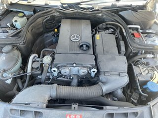2008 Mercedes-Benz C200 Kompressor Avantgarde Sedan.