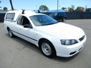 2006 Ford Falcon XL Ute Super Cab Utility.