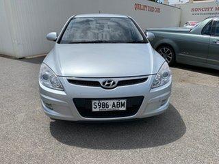 2008 Hyundai i30 SLX Hatchback.
