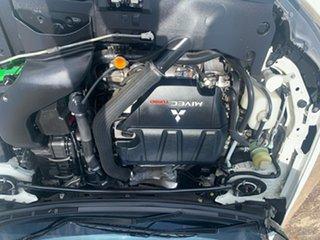 2008 Mitsubishi Lancer Ralliart Sportback TC-SST Hatchback.