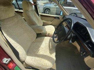1991 Mercedes-Benz 300 E Sedan.