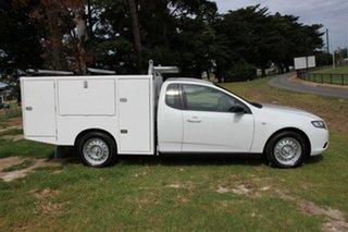 2008 Ford Falcon Ute Super Cab Utility.