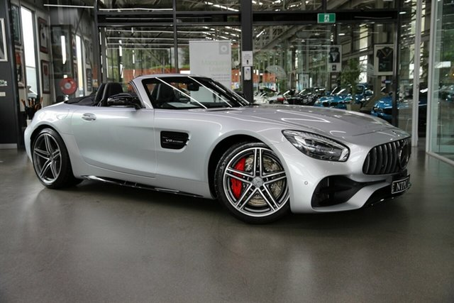 Used Mercedes-Benz AMG GT C SPEEDSHIFT DCT, North Melbourne, 2018 Mercedes-Benz AMG GT C SPEEDSHIFT DCT Roadster