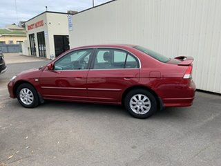 2005 Honda Civic GLi Sedan.
