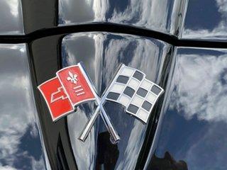 1965 Chevrolet Corvette Stingray Coupe.