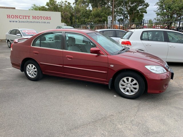 Used Honda Civic GLi, West Croydon, 2005 Honda Civic GLi Sedan