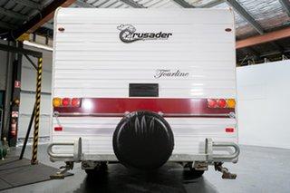 2012 Caravan Crusader Tourline 18FT Caravan.