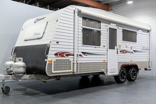 2012 Caravan Crusader Tourline 18FT Caravan.