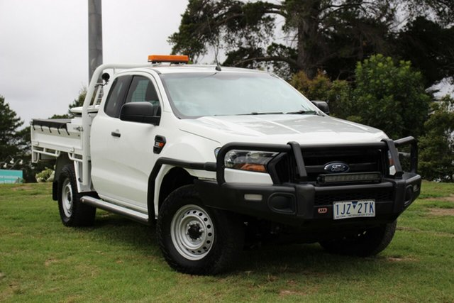 Used Ford Ranger XL, Officer, 2016 Ford Ranger XL Cab Chassis
