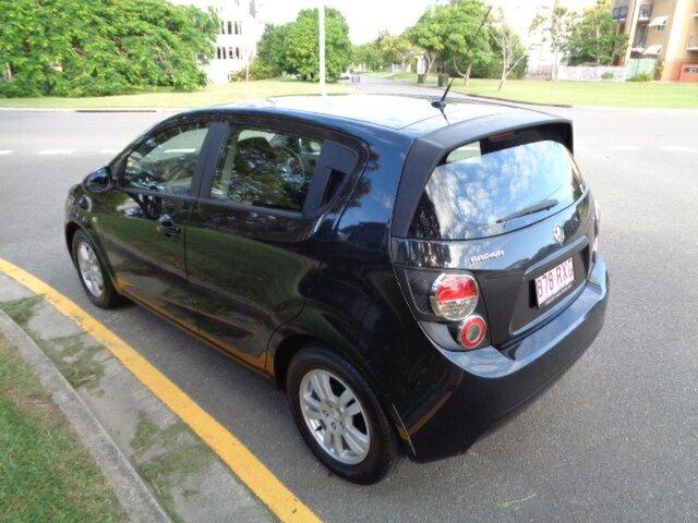 Used Holden Barina, Chermside, 2011 Holden Barina TM Hatchback