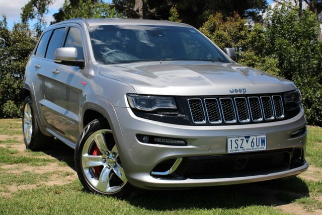Used Jeep Grand Cherokee SRT, Officer, 2015 Jeep Grand Cherokee SRT Wagon