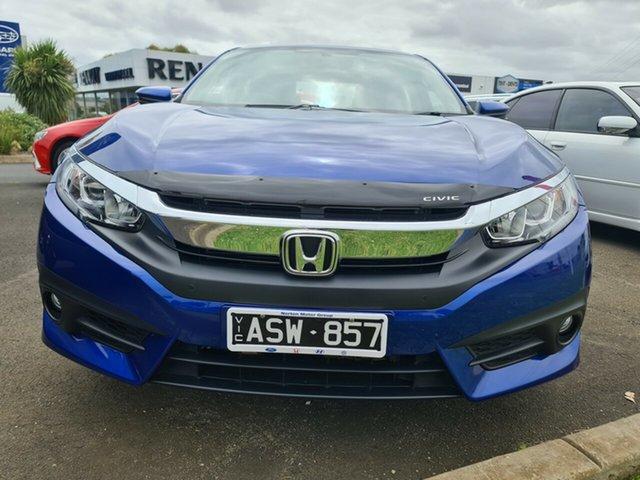 Used Honda Civic VTi-S, Warrnambool East, 2017 Honda Civic VTi-S Sedan