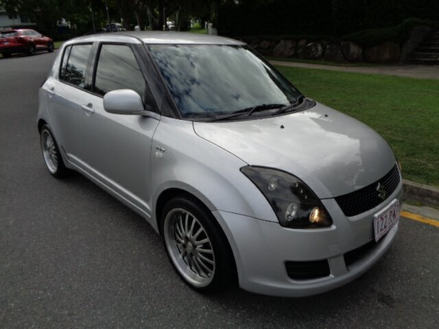 Used Suzuki Swift, Chermside, 2007 Suzuki Swift EZ Hatchback