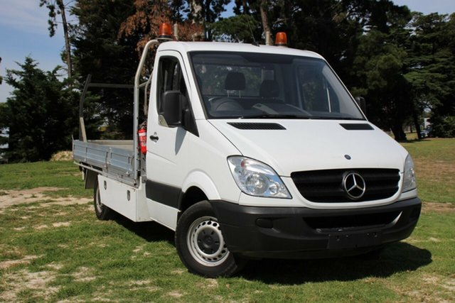 Used Mercedes-Benz Sprinter 315CDI MWB, Officer, 2007 Mercedes-Benz Sprinter 315CDI MWB Cab Chassis