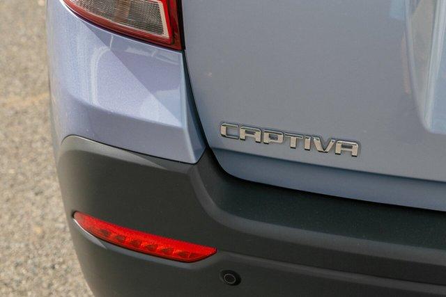 Used Holden Captiva LTZ AWD, Oakleigh, 2015 Holden Captiva LTZ AWD CG MY16 Wagon