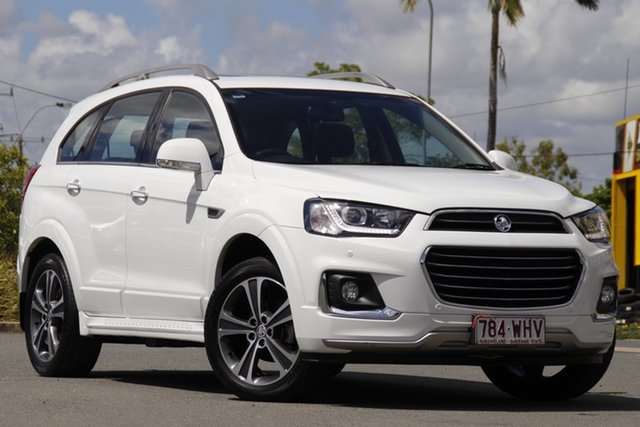 Used Holden Captiva LTZ AWD, Toowong, 2016 Holden Captiva LTZ AWD Wagon