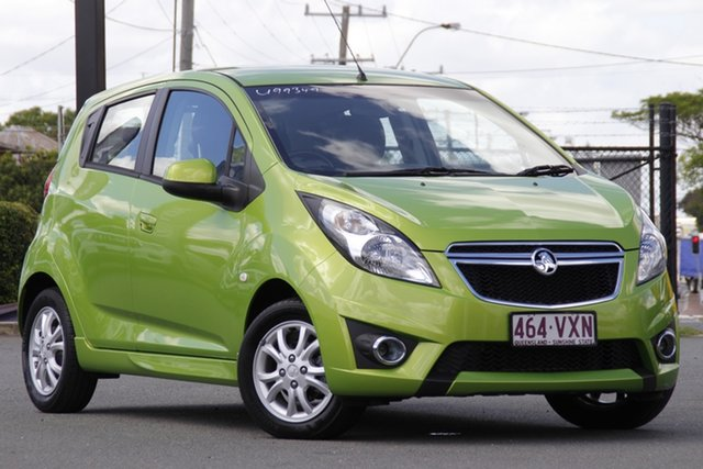 Used Holden Barina Spark CD, Toowong, 2015 Holden Barina Spark CD Hatchback