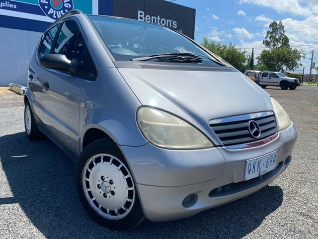 Used Mercedes-Benz A160 Classic, Hoppers Crossing, 2000 Mercedes-Benz A160 Classic Hatchback