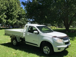 2015 Holden Colorado LS Cab Chassis.