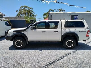2007 Ford Ranger XL (4x4) Dual Cab Chassis.