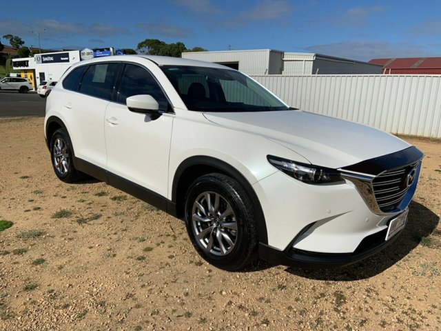 Used Mazda CX-9 Touring SKYACTIV-Drive, Warrnambool East, 2018 Mazda CX-9 Touring SKYACTIV-Drive Wagon