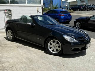 2004 Mercedes-Benz SLK200 Kompressor Convertible.